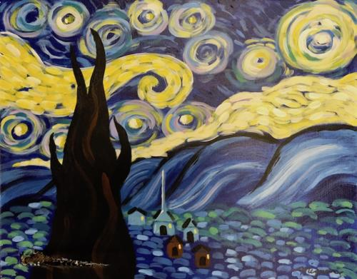 Starry Night 2