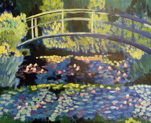Waterlilly Bridge