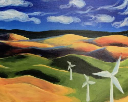 Windy Palouse